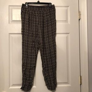 Patterned Pants Forever 21